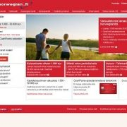 Hae lainaa heti Bank Norwegianilta.