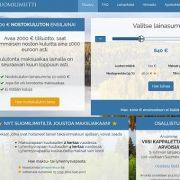 Suomilimiitti lainaa sinulle ilman kuluja ja korkoja jopa 1000 euroa.
