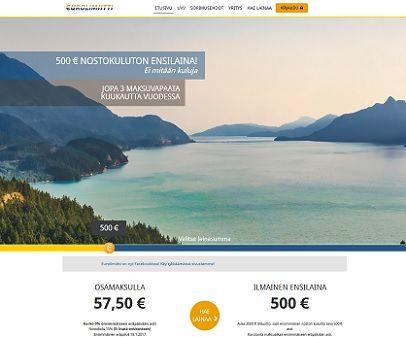 Eurolimiitti on joustava ja nopea tililuotto netissä.